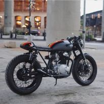 Indonesian caferacer